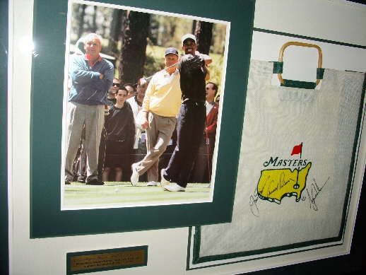 mm memorabilia llc golf page